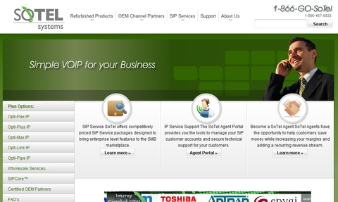 Sotel VoIP Provider